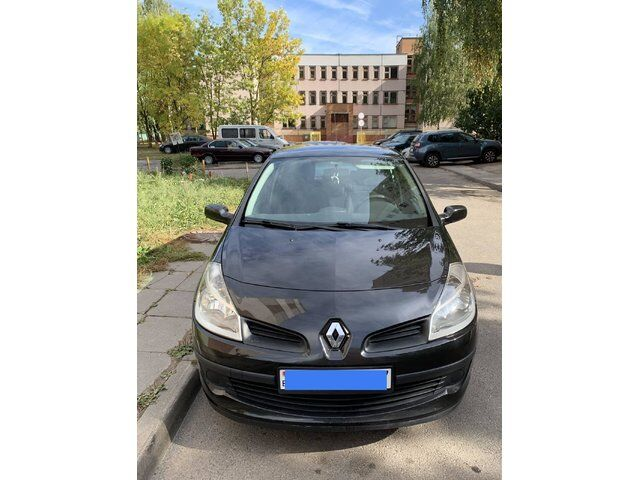 Renault Clio (2008)