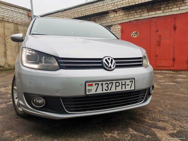 Volkswagen Touran (2013)
