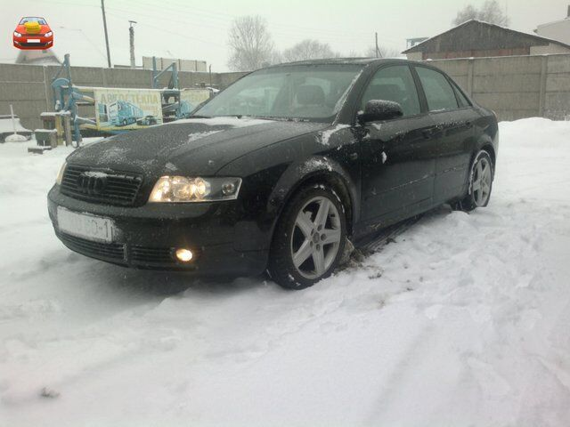 Audi A4 (B6) (2003)