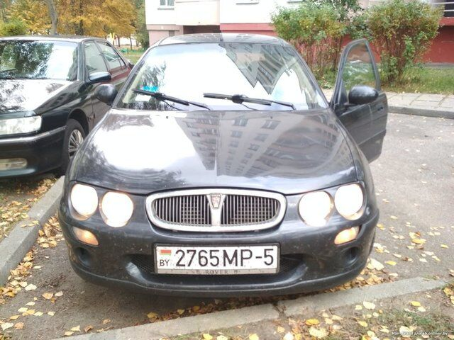 Rover 25 (2000)