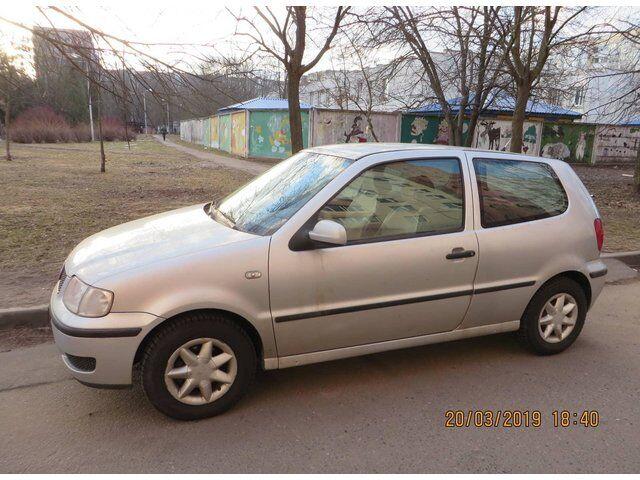 Volkswagen Polo (2001)