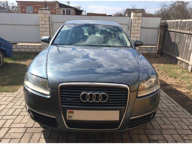 Audi A6 (2004)