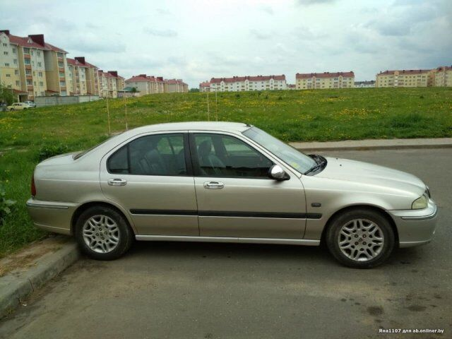 Rover 45 (2000)