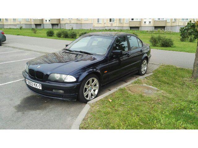 BMW 3 (E46) (1998)