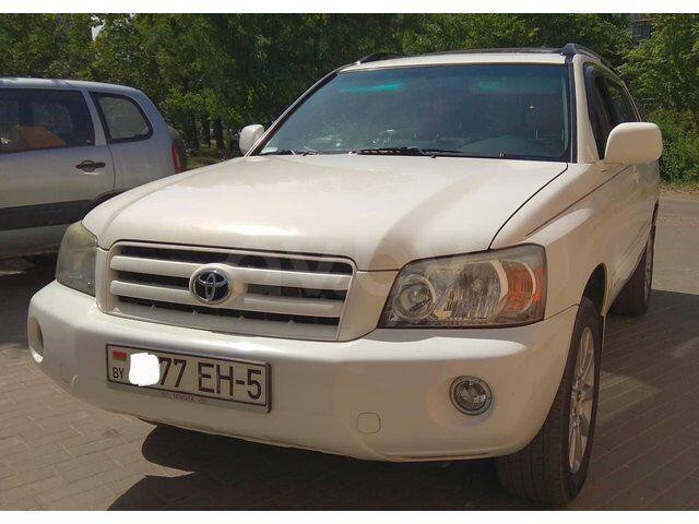 Toyota Highlander (2007)