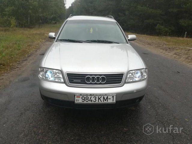 Audi A6 (C5) (2000)