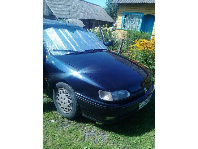 Renault Safrane (1996)