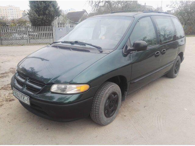 Dodge Caravan (1998)