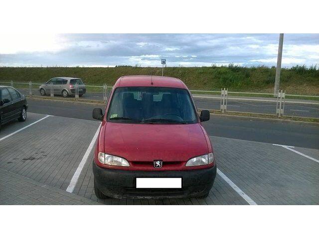 Peugeot Partner (1999)