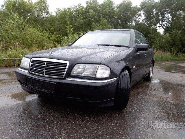 Mercedes C (W202, S202) (1998)