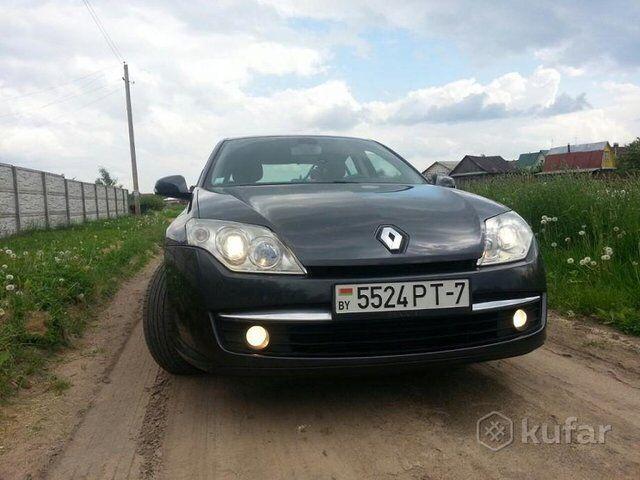 Renault Laguna 3 (2009)