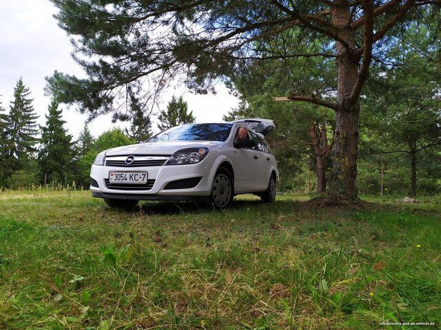 Opel Astra H (2010)