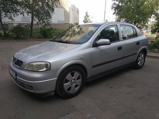 Opel Astra G (2002)