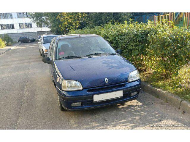 Renault Clio (1998)