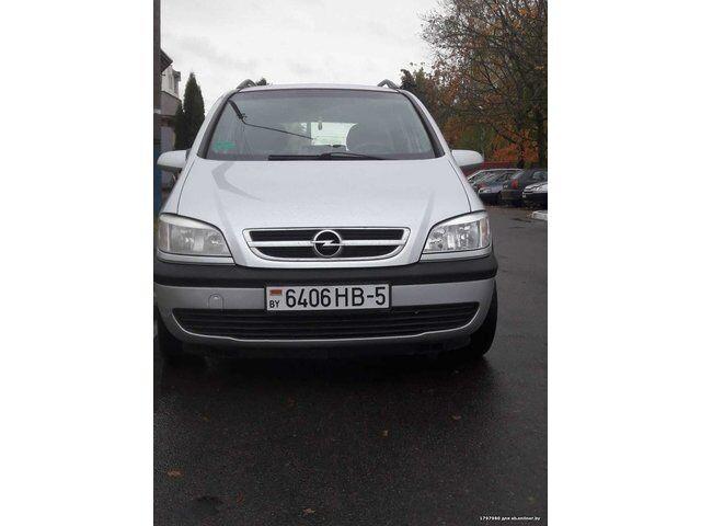 Opel Zafira (2003)
