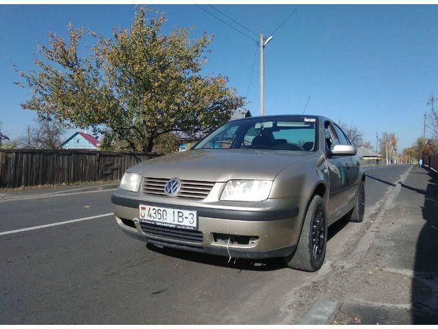 Volkswagen Bora (2003)