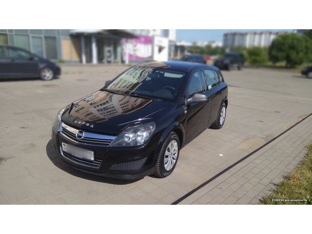 Opel Astra H (2009)