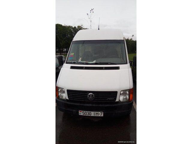 Volkswagen LT (2000)