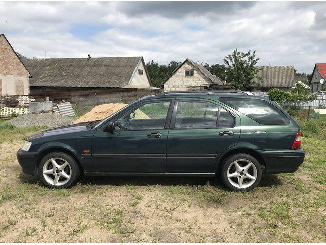 Honda Civic (1998)