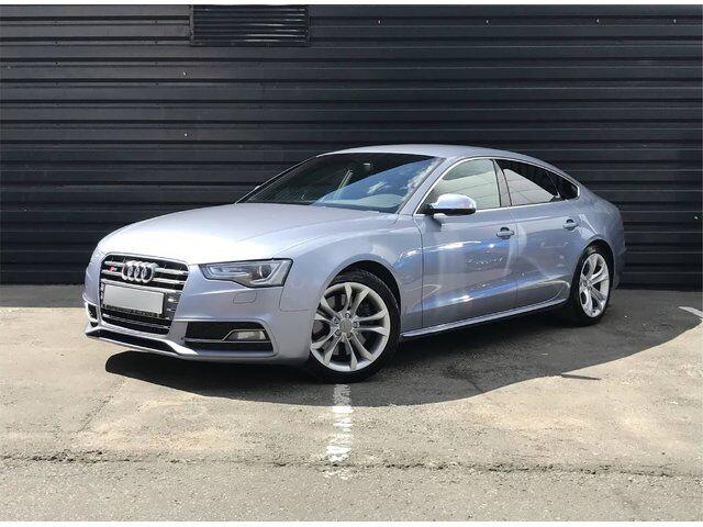 Audi S5 (2012)
