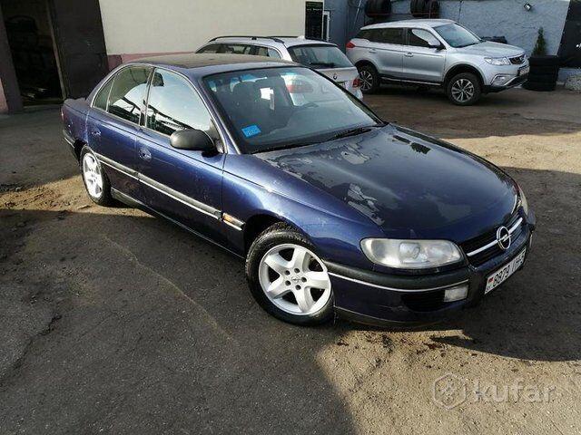 Opel Omega B (1998)