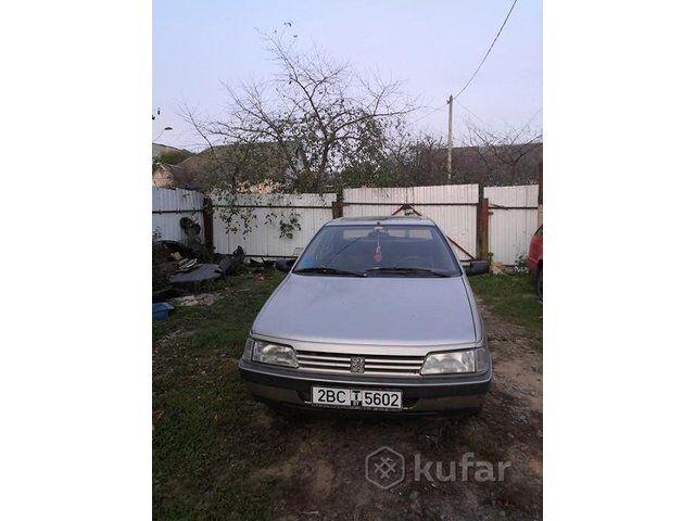 Peugeot 405 (1991)