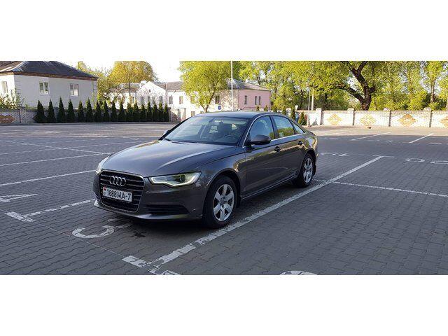 Audi A6 (2013)