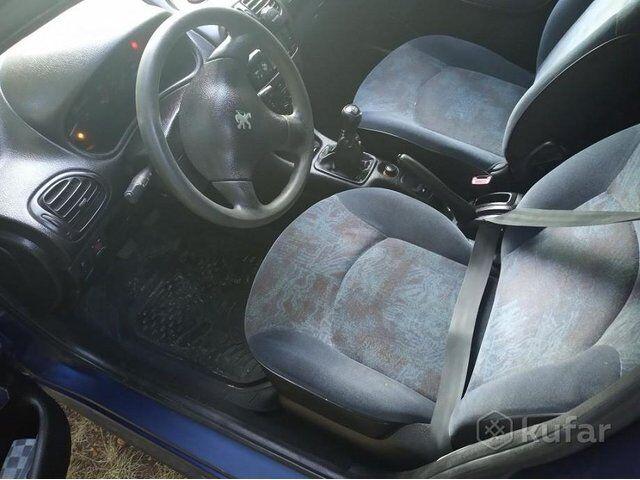 Peugeot 206 (1999)