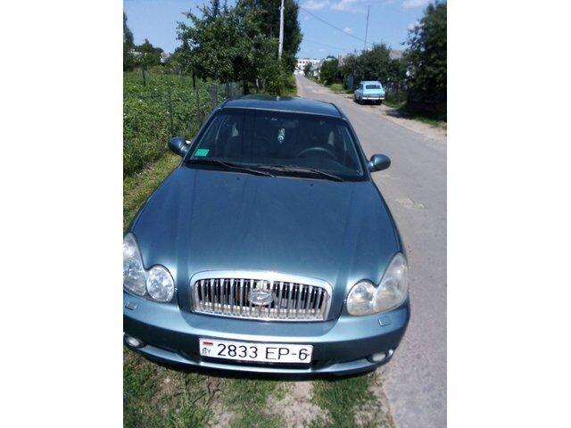 Hyundai Sonata (2003)