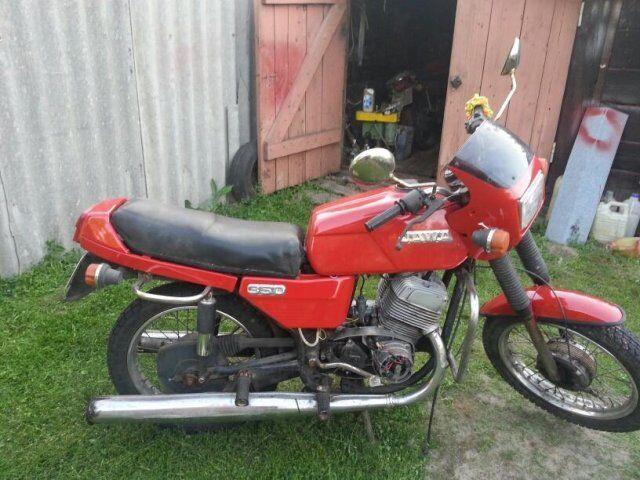 Jawa 350 (1982)