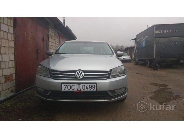 Volkswagen Passat B7 (2011)
