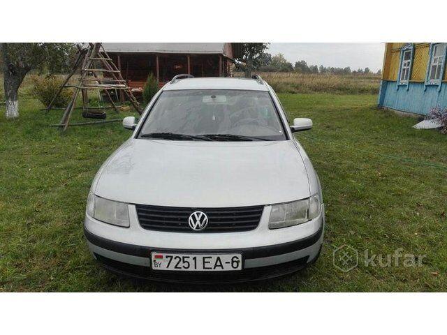 Volkswagen Passat B5 (1999)