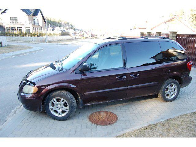 Chrysler Voyager (2003)