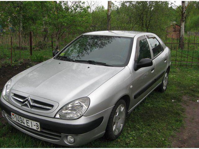 Citroen Xsara (2004)