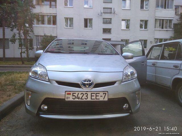 Toyota Prius (2013)
