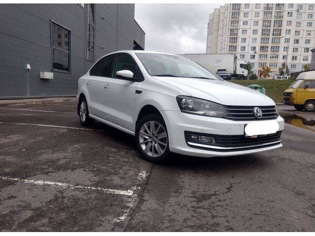 Volkswagen Polo (2016)