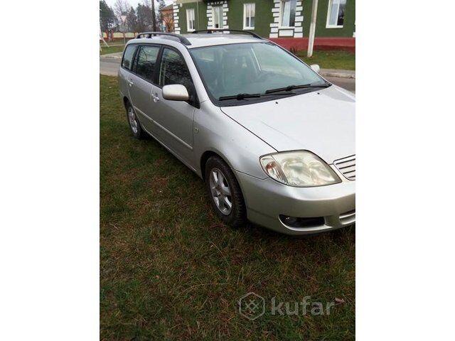 Toyota Corolla (2007)