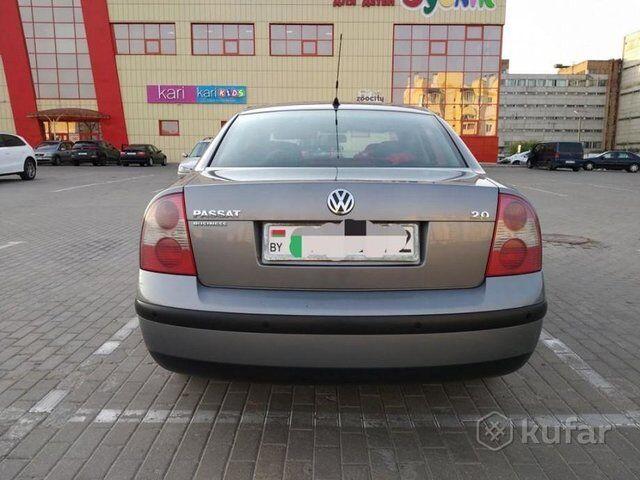Volkswagen Passat B5 (2003)