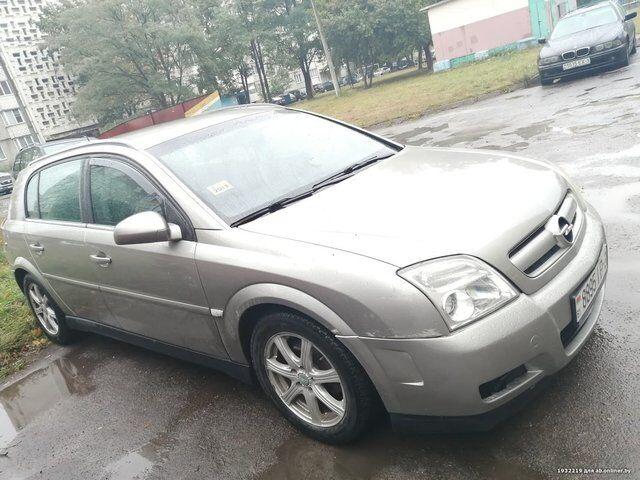 Opel Signum (2004)