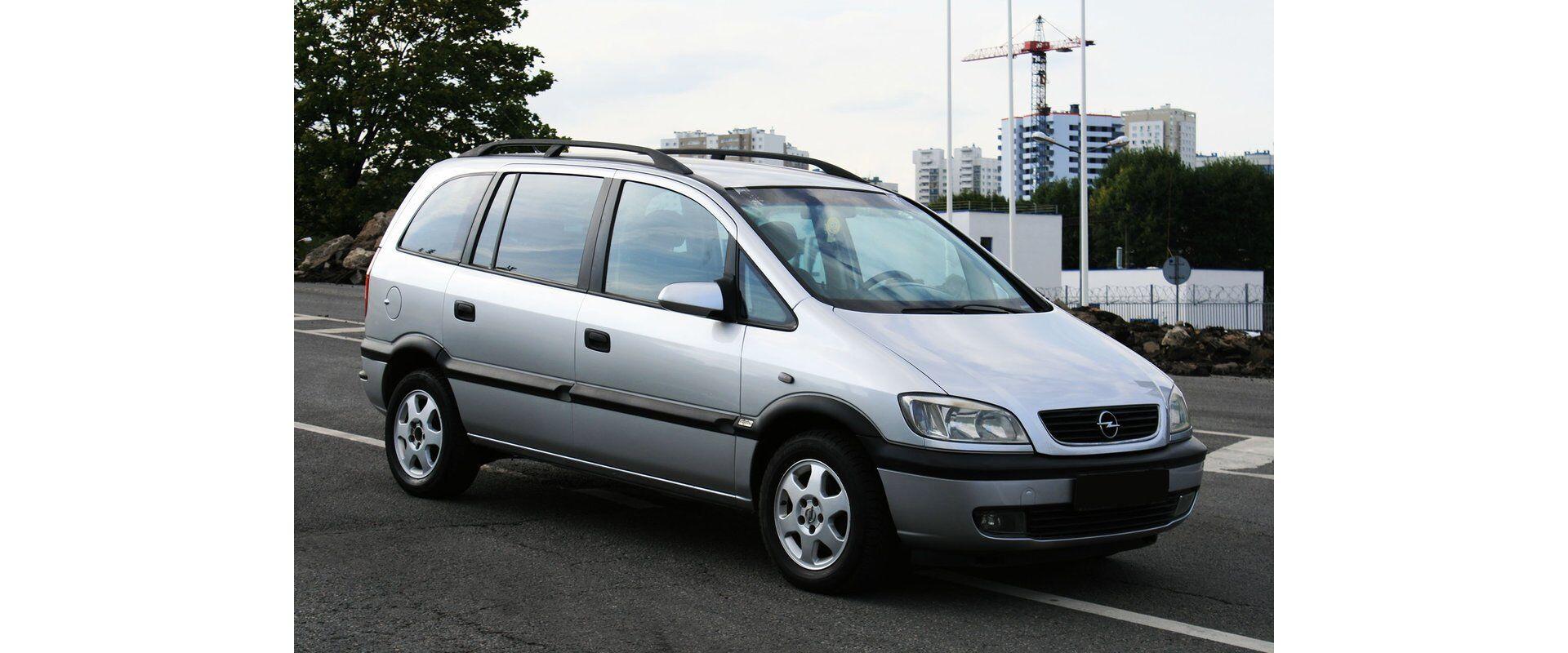Opel Zafira (2000)