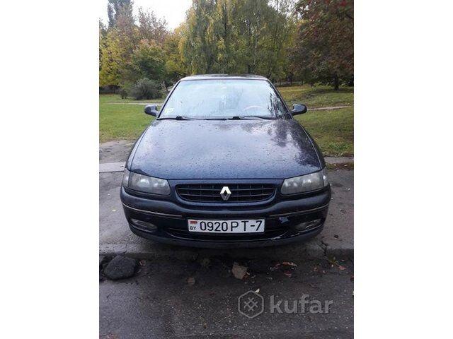 Renault Safrane (1997)