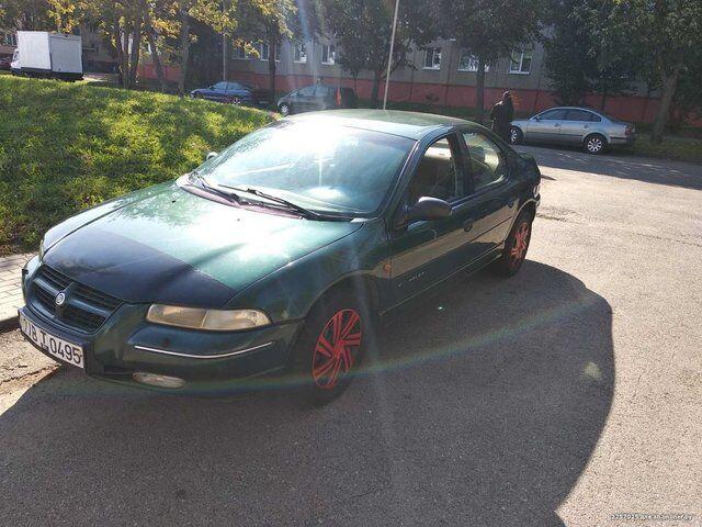Chrysler Stratus (1996)