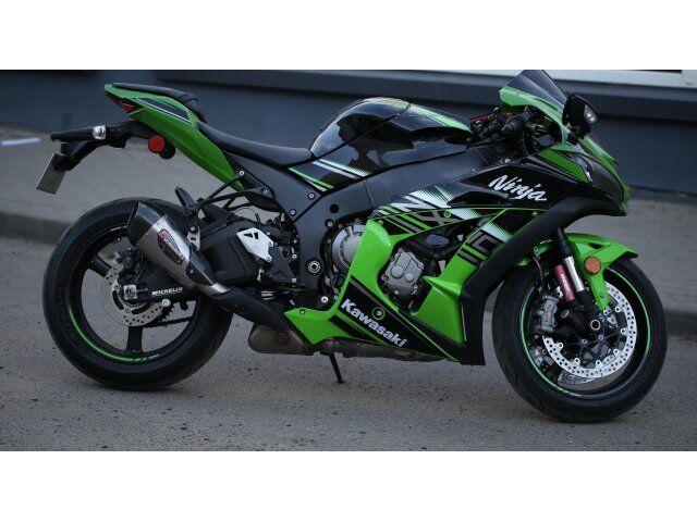 Kawasaki ZX (2016)