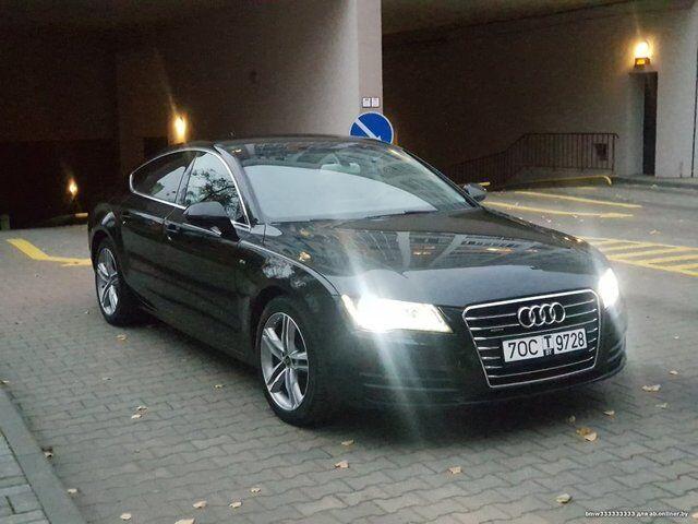 Audi A7 (2012)