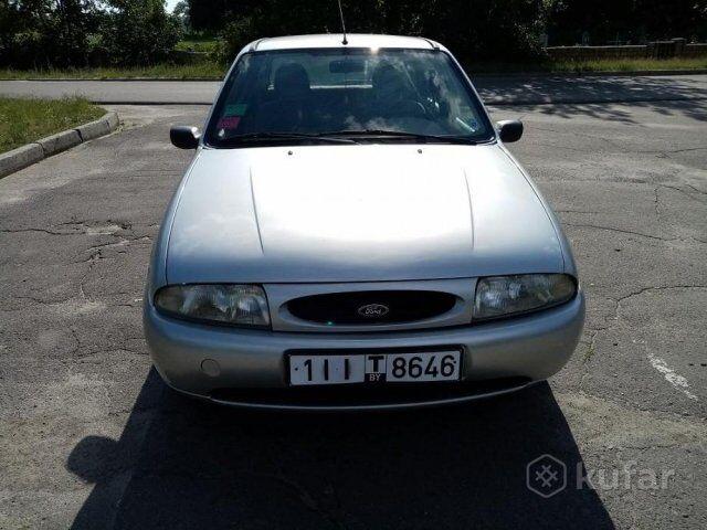 Ford Fiesta (1999)