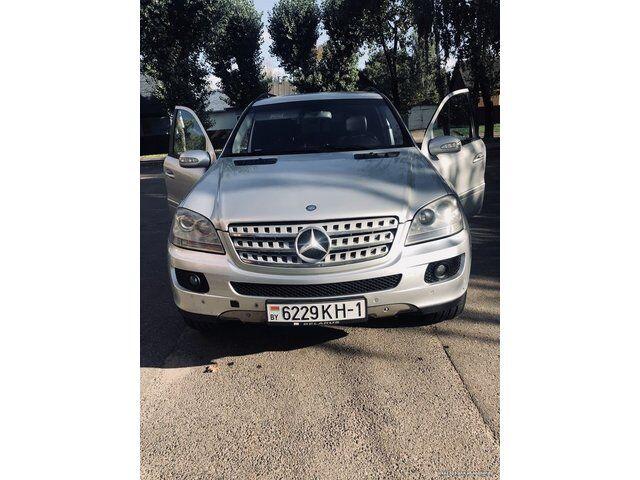 Mercedes ML-Class (2006)