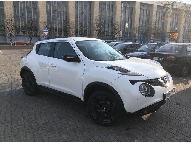 Nissan Juke (2014)