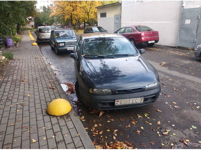 Fiat Brava (1998)