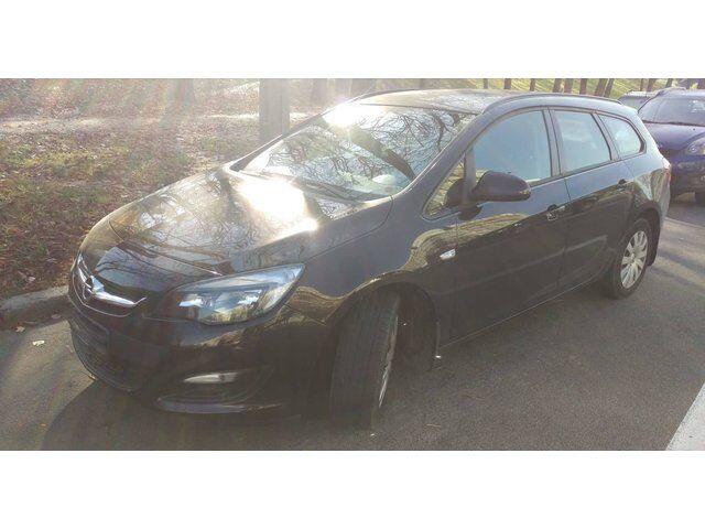 Opel Astra (2014)