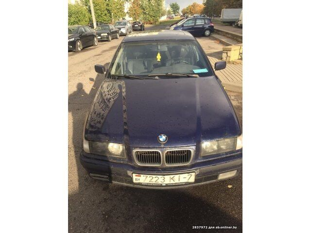 BMW 3 (E36) (1996)
